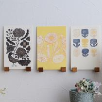 ZUAN&ZOKEI Post Card 4種/鹿児島睦