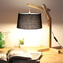 テーブルライト SWING TABLE LAMP by SOLID WOOD (30%OFF)【送料無料】