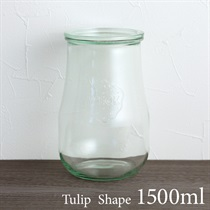 WECK Tulip Shape 1500ml