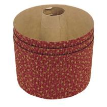 【8/10マークダウン】プレゼントに便利な紙製 シフォンケーキ型 17cm(3枚入り) (60%OFF)