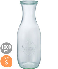 WECK Juice Jar 1000