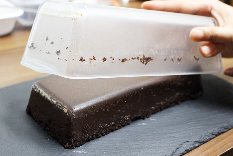 ショコラ レシピ テリーヌ